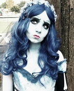 Emily The Corpse Bride Homemade Costume