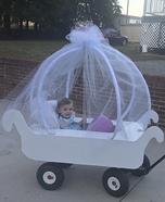 Emily wagon Cinderella Homemade Costume