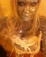 Emma Frost from X-Men Costume