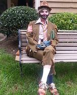 Emmett Kelley Homemade Costume