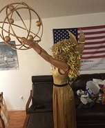 Emmy Award Homemade Costume