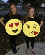 Emoji Homemade Costumes