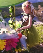 Enchanted Fairy Homemade Costume