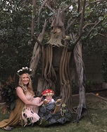 Enchanted Forest Family Costume