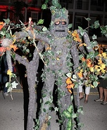 Ent from Lord of the Rings Homemade Costume