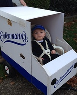 Entenmann's Driver Homemade Costume