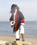 Epic Pirate Homemade Costume