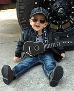 Eric Church Baby Homemade Costume