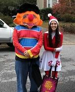 Ernie from Sesame Street Homemade Costume