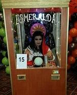 Esmeralda - Fortune Teller Homemade Costume