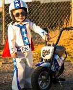 Evel Knievel Homemade Costume