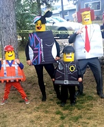 Everything is Awesome! Homemade Costume