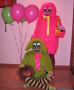 Evil Bunnies Costumes