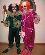 Evil Clowns Costumes