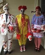 Evil Fast Food Homemade Costume