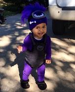 Evil Minion Baby Costume