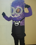 DIY Evil Minion Costume Idea