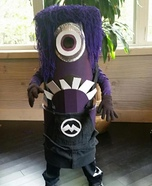 DIY Evil Minion Costume