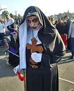 Evil Nun Homemade Costume