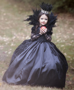Evil Queen Homemade Costume