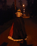 Evil Queen from Snow White Homemade Costume