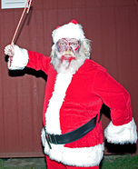 Evil Santa Homemade Costume