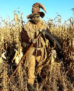 Evil Scarecrow Homemade Costume