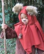 Ewok Homemade Costume