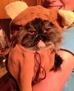 Ewok Cat Costume