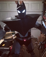 Exo-Suit Batman Homemade Costume
