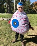 Eyeball Homemade Costume