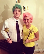 Fairly OddParents Homemade Costume