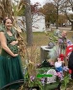 Fairy Garden Family Homemade Costume