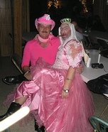 Fairy & Mate Couples Costume