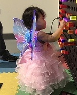 Fairy Princess Homemade Costume