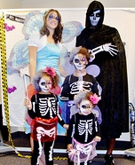 Fairy & Skeleton Babies Costume