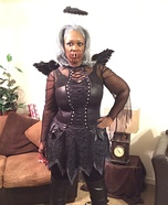 Fallen Angel Homemade Costume