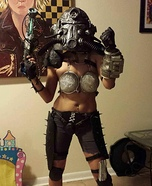 Fallout Forever Homemade Costume