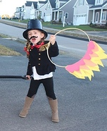 Family Circus Child Costume