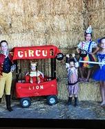 Family Circus Homemade Costume