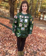 Family Tree Homemade Costume