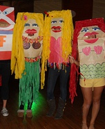 Fandango Puppets Costume