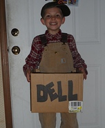 Farmer in the 'Dell' Costume