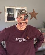 Farmer John gone wrong Homemade Costume