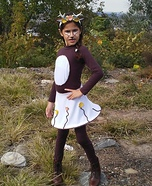 Fawn Fairy Homemade Costume