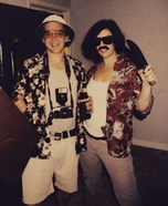 Fear and Loathing in Las Vegas Homemade Costume