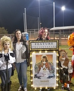 Feature Premiere of The Labyrinth Homemade Costume
