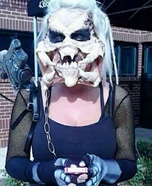 Female Predator Costume DIY