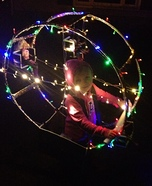 Ferris Wheel Homemade Costume