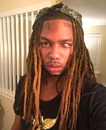 Fetty Wap Homemade Costume